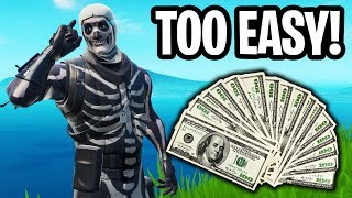 I offered $1000 to Random Players if they could do this on Fortnite... (He's INSANE!)