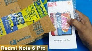 Redmi Note 6 Pro Quick Unboxing || Redmi Note 6 Pro Specifications || Xiaomi Redmi Note 6 Pro