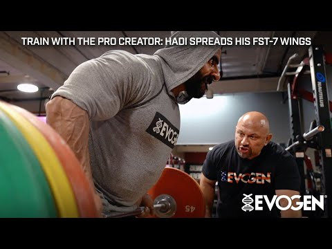 Train with The Pro Creator: Hadi Choopan Spreads his FST-7 Wings in America