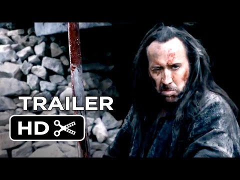 Outcast Official Trailer #1 (2015) - Nicolas Cage, Hayden Christensen Action Epic Movie HD