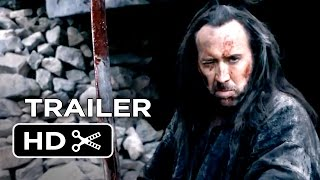 Outcast Official Trailer #1 (2015) - Nicolas Cage, Hayden Christensen Action Epic Movie HD