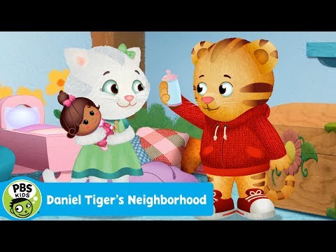 DANIEL TIGER'S NEIGHBORHOOD | Come Play Family | PBS KIDS