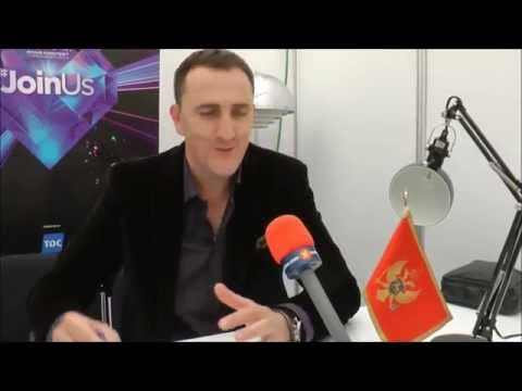 Interview with Sergej Ćetković (Montenegro ESC 2014)