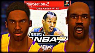 I Bought NBA 2K from TWENTY YEARS AGO...