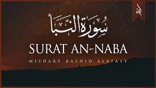 Video Surat An-Naba' (The Tidings) | Mishary Rashid Alafasy | مشاري بن راشد العفاسي | سورة النبإ download MP3, 3GP, MP4, WEBM, AVI, FLV Agustus 2018