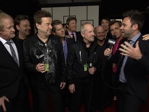 56th Grammy Awards - Chicago Interview