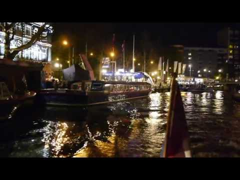 The Great & Exiting Amsterdam at Night I Full HD 1080p
