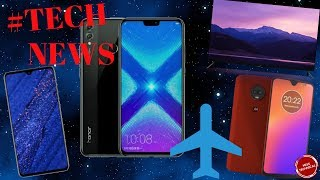 SAMSUNG GALAXY A9| HUWAEI MATE 20| FACIAL RECOGNITION @AIRPORTS| HONOR 8X| MI MIX 3| MOTO G7…