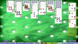 Hoyle Card Games 2005 - Solitaire - Yukon [720p]