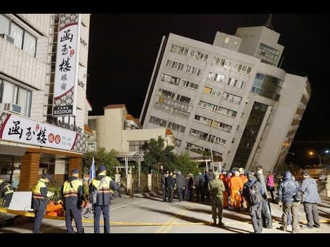 Death toll rises, search effort continues after Taiwan quake - 247 News