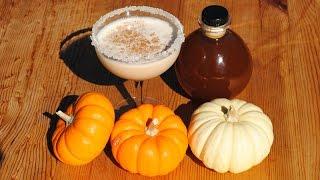 Cocktail Time - Pumpkin Spice Martini