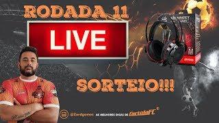LIVE FECHAMENTO DE MERCADO | ULTIMAS INFORMAÇÕES | CARTOLA FC 2019
