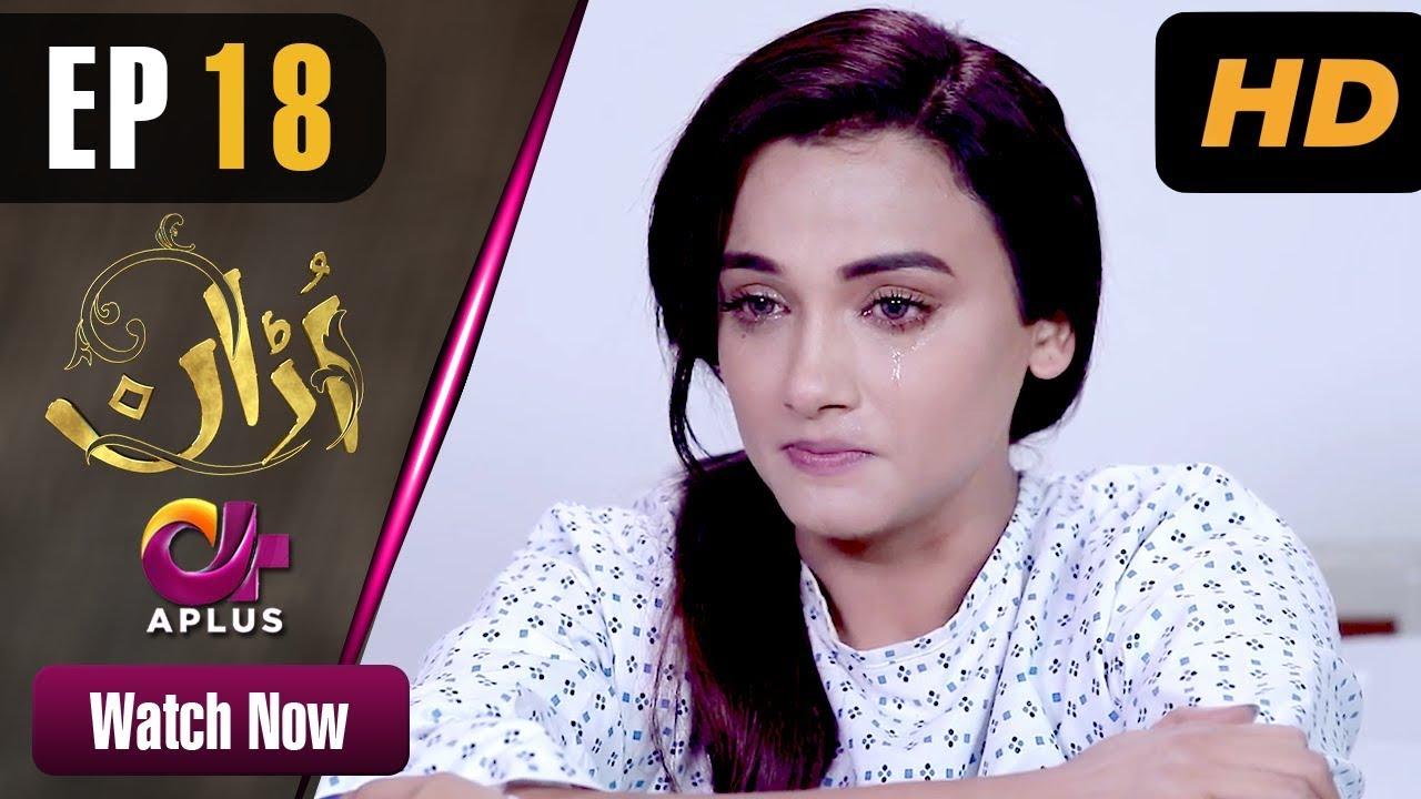 Uraan - Episode 18   Aplus Dramas   Ali Josh, Nimra Khan, Salman Faisal, Kiran   Pakistani Drama
