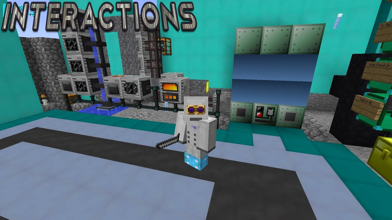 Upgrading the Blast Furnace and Misc Work : FTB Interactions Lp Ep #49  Minecraft 1 12
