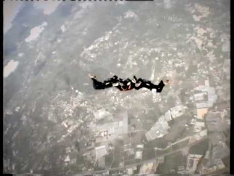 Paracadutismo Estremo-montaggio Video Danilo Adamo