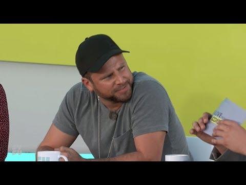 James Roday on Zachary Levi's Comic Con Panel