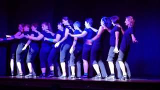 Tanzshow Kontraste und Rhythmen in Pfaffenhofen