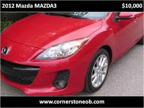 2012 mazda mazda3 used cars olive branch ms - youtube