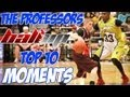 The Professors Top 10 Ball Up Streetball Moments Of 2013!