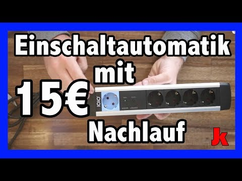 15€ Einschaltautomatik mit Nachlauf für z.B deine Bosch PTS 10 Absaugung !