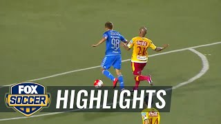 Herediano vs. Tigres - CONCACAF Champions League Highlights