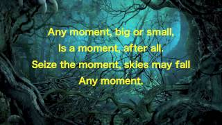 """Any Moment"" - Into the Woods lyrics 2014"