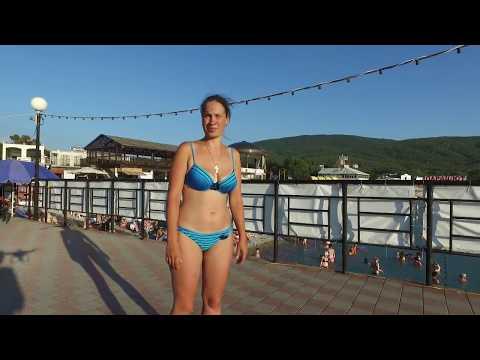 05 августа 2016 ЧЁрное море Кабардинка пляж