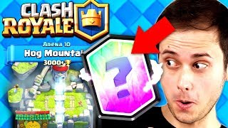 Am intrat ARENA 10! Cumpar oferta + Legendary pe Clash Royale!