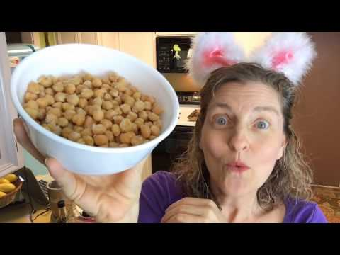 How to Make Soy Curls Jerky and Roasted Chickpeas