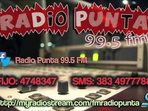 LOS SEGUIDORES DEL CUARTETO EN VIVO RADIO PUNTA 99 5