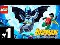 O INICIO - LEGO Batman The Videogame #1
