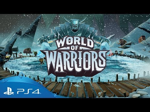 World of Warriors | Arena Trailer | PS4