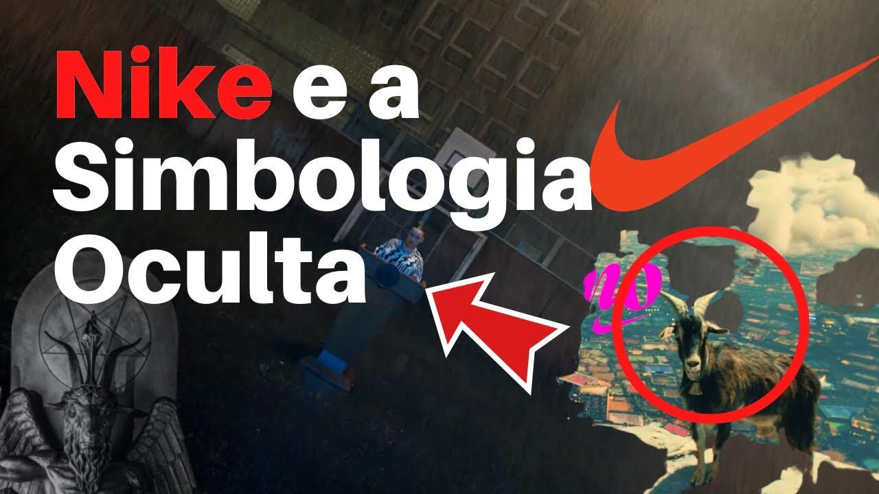 Novo comercial da Nike. Culto Satânico e Lascivo. Ritual do bode! (Todos devem ver isso)