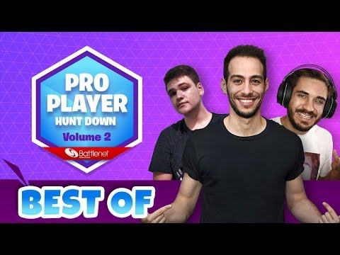 Best of Battlenet Pro-Player Hunt Down Volume 2 Featuring Fortnite