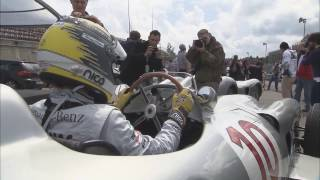 Nico Rosberg - Compilation 2010-2016 Part 1 | AutoMotoTV
