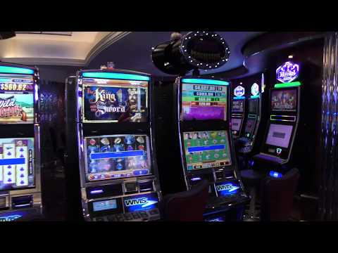 Oasis of the Seas | Casino | Slots | Table Games | Royal Caribbean 2017 | 4K UHD