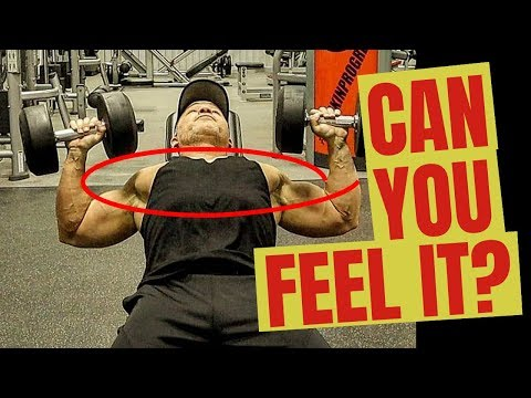 How To Improve Mind Muscle Connection (Chest Activation!)