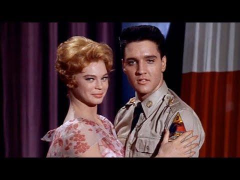 "G.I. Blues (1960) - Elvis Presley ""Pocketful Of Rainbows"""