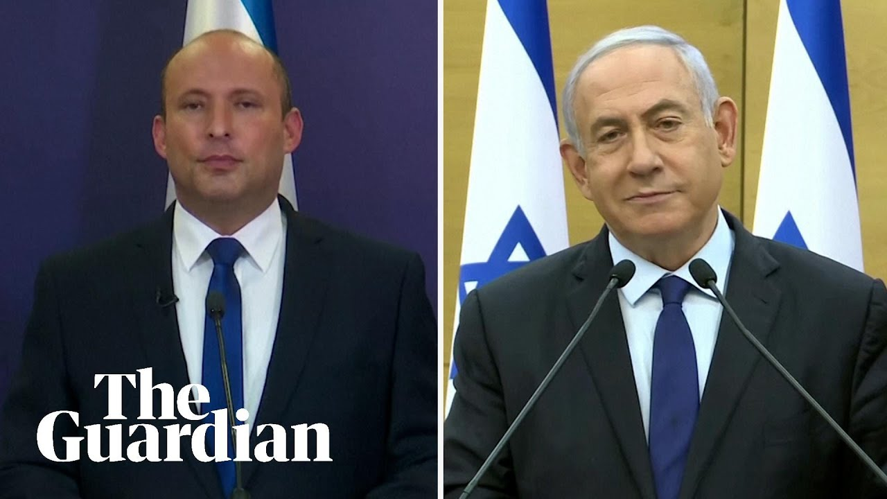 Israeli Politicians Say They Have Reached A Deal That Would Oust ...