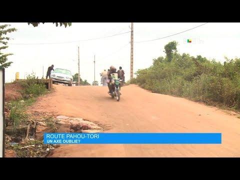 Route Pahou-Tori :