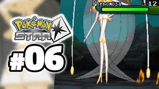 THIS PHEROMOSA IS A GIANT... - Pokemon Star 3DS Rom Hack (Part 6)