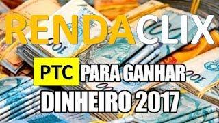 PTC RendaClix - Já recebi mais de 150 reais!