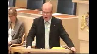 Djur SEX - Eskil Erlandssson - Jordbruksministern