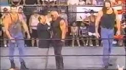 WCW Monday Night Nitro nWo Invades Nitro