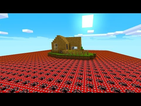 HOW MUCH TNT DOES IT TAKE TO DESTROY THIS HOUSE?