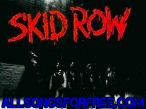 skid row - Rattlesnake Shake - Skid Row