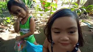 Hello Kitty Swimming and other Friends w/ Kyla and Nika
