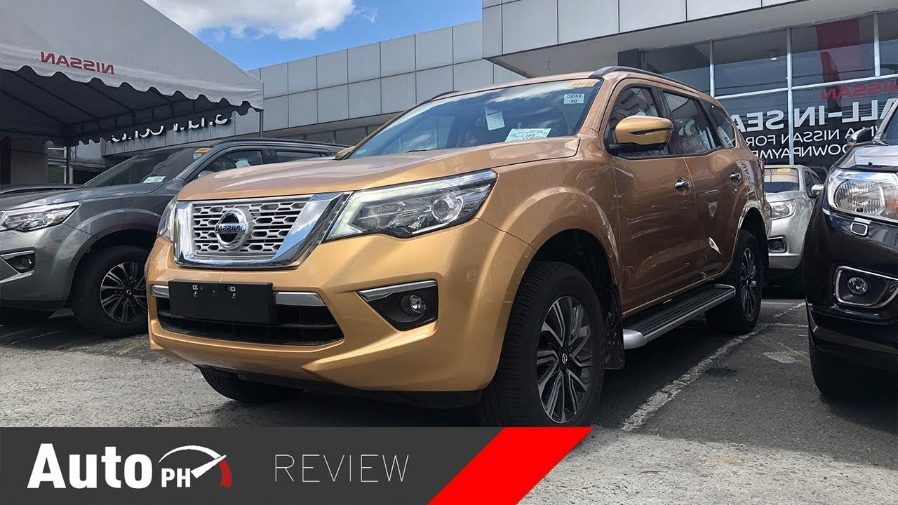 2018 Nissan Terra Vl 4x4 Exterior Interior Review Philippines Youtube