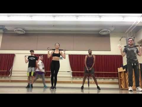 Umbrella by Rihanna Choreography with Dance Legion