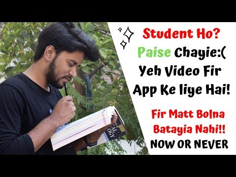 Best And Easy Earning Method For Students! Earn Upto 25k Per Month????????